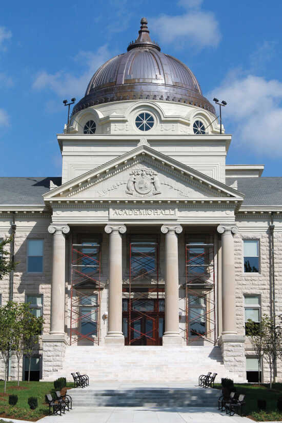 University set to announce new president Feb. 28