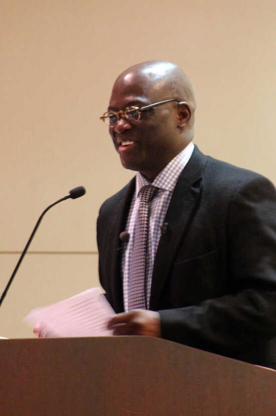 Dr. Benjamin Ola. Akande discussed becoming significant
