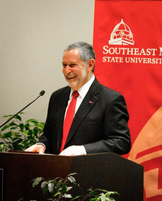 Dr. Carlos Vargas-Aburto announced as next university president