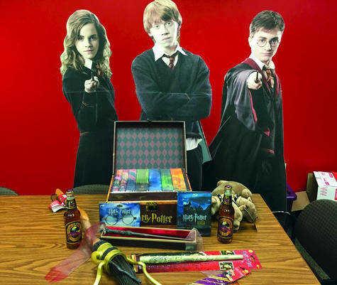 RHA hosts Harry Potter Week
