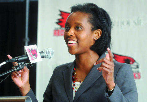 Rekha Patterson named Southeast women's basketball coach
