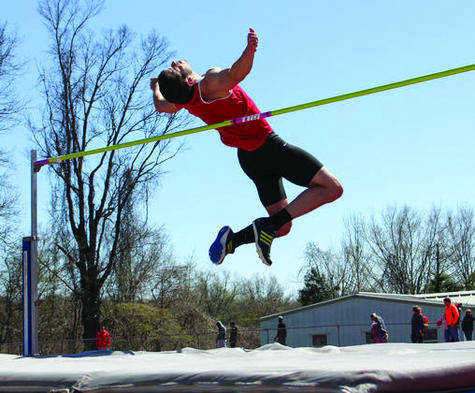 Track teams two meets away from OVC meet