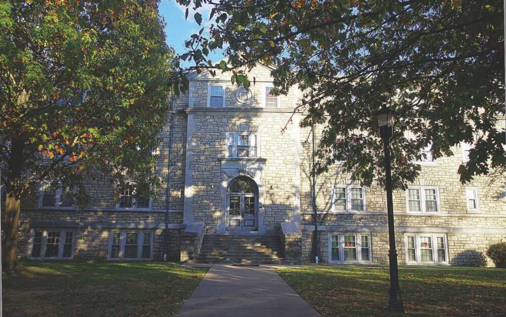 Cheney Hall closed next year due to future renovations