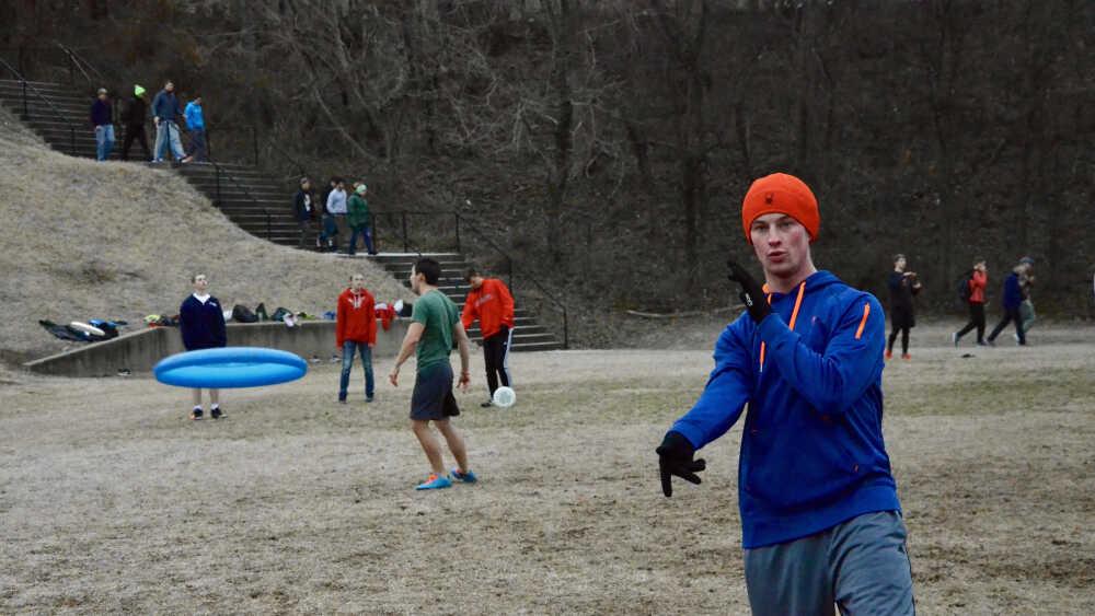 Ultimate frisbee flings back to Southeast