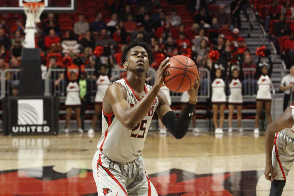 Southeast drops hard-fought rivalry game to Southern Illinois 83-73